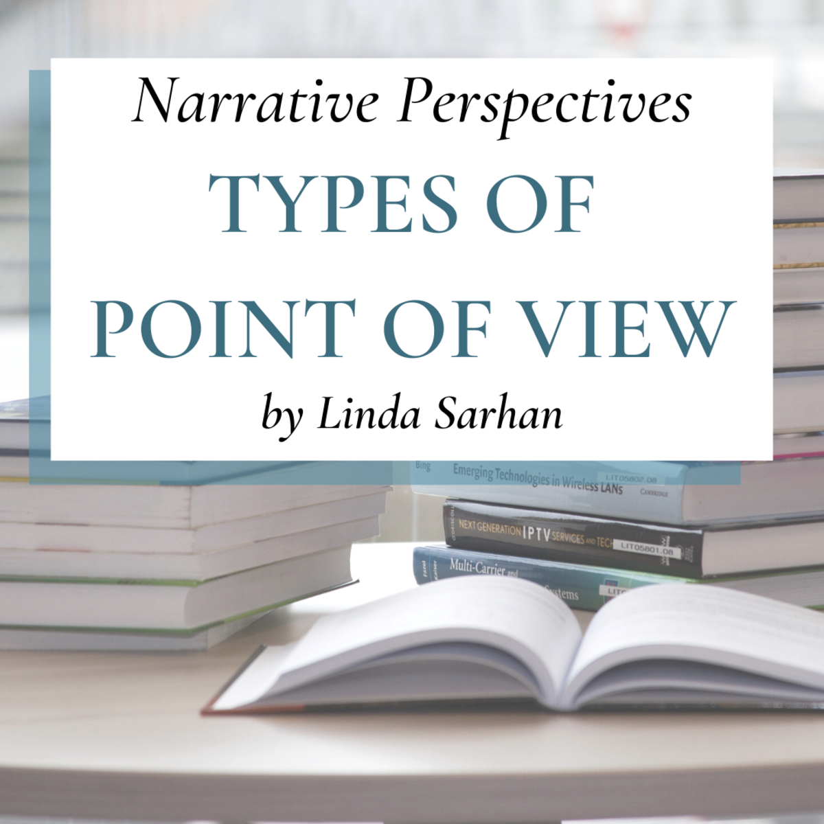 Narrative Perspectives: Types of Point of View