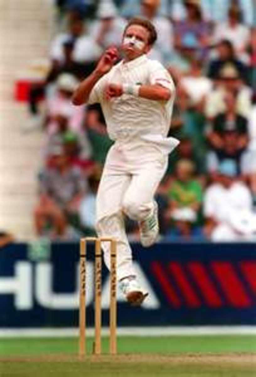 Allan Donald: The White Lightning