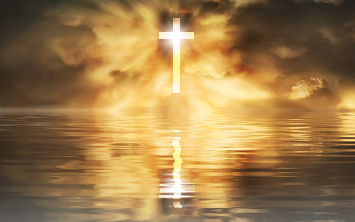 The Cross as Seen in the Heavens and Reflected On Earth