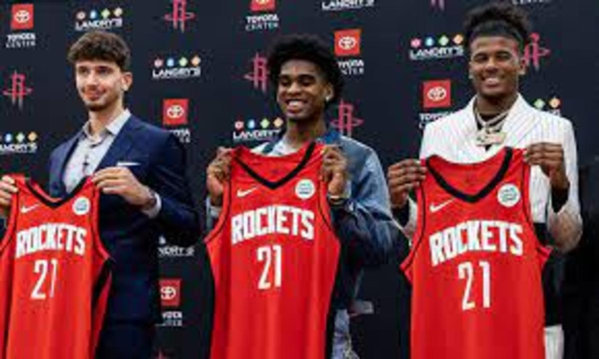 Rockets had arguably the best draft as they grabbed Jalen Green, Josh Christopher, and Alperen Sengun,