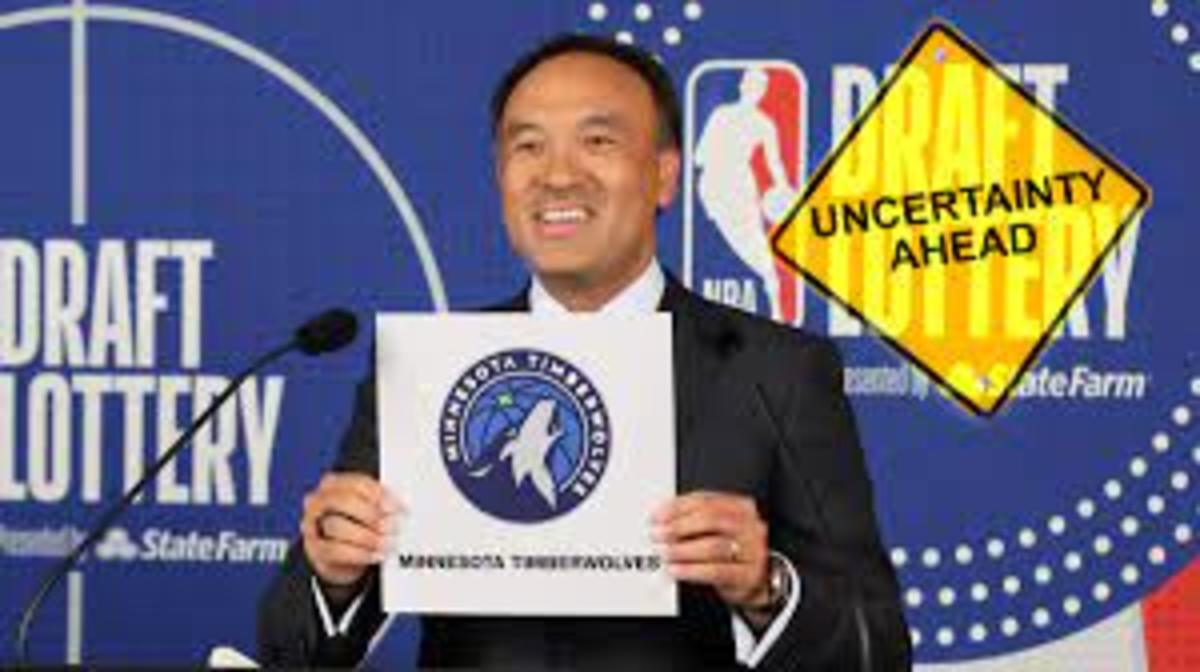 The Timberwolves drafted nobody.