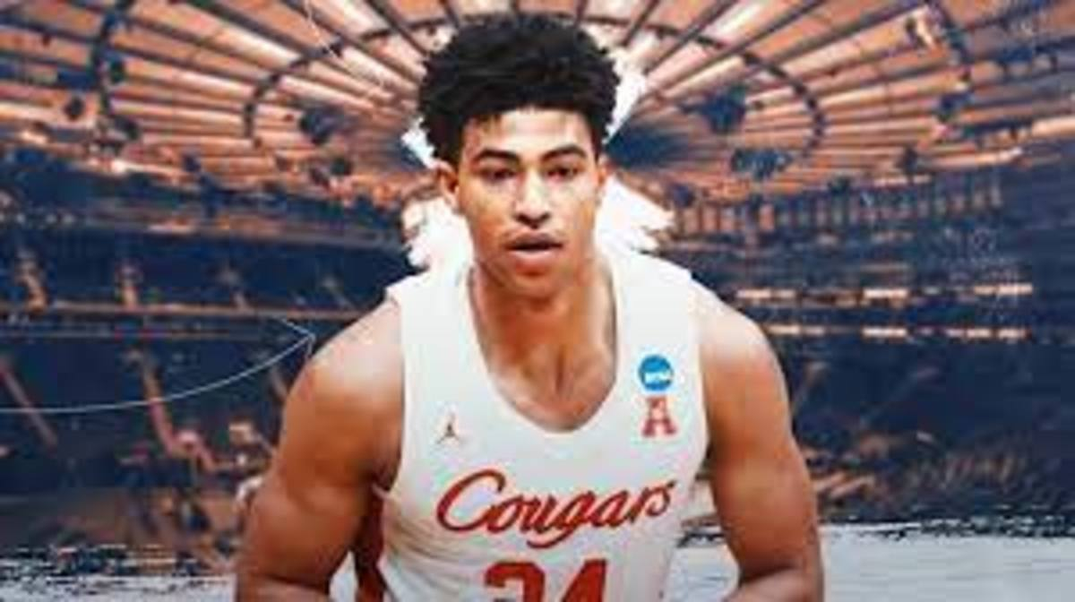 The Knicks traded twice in the first round as they grabbed Quentin Grimes, Rokas Jokubaitis, and Miles McBride.