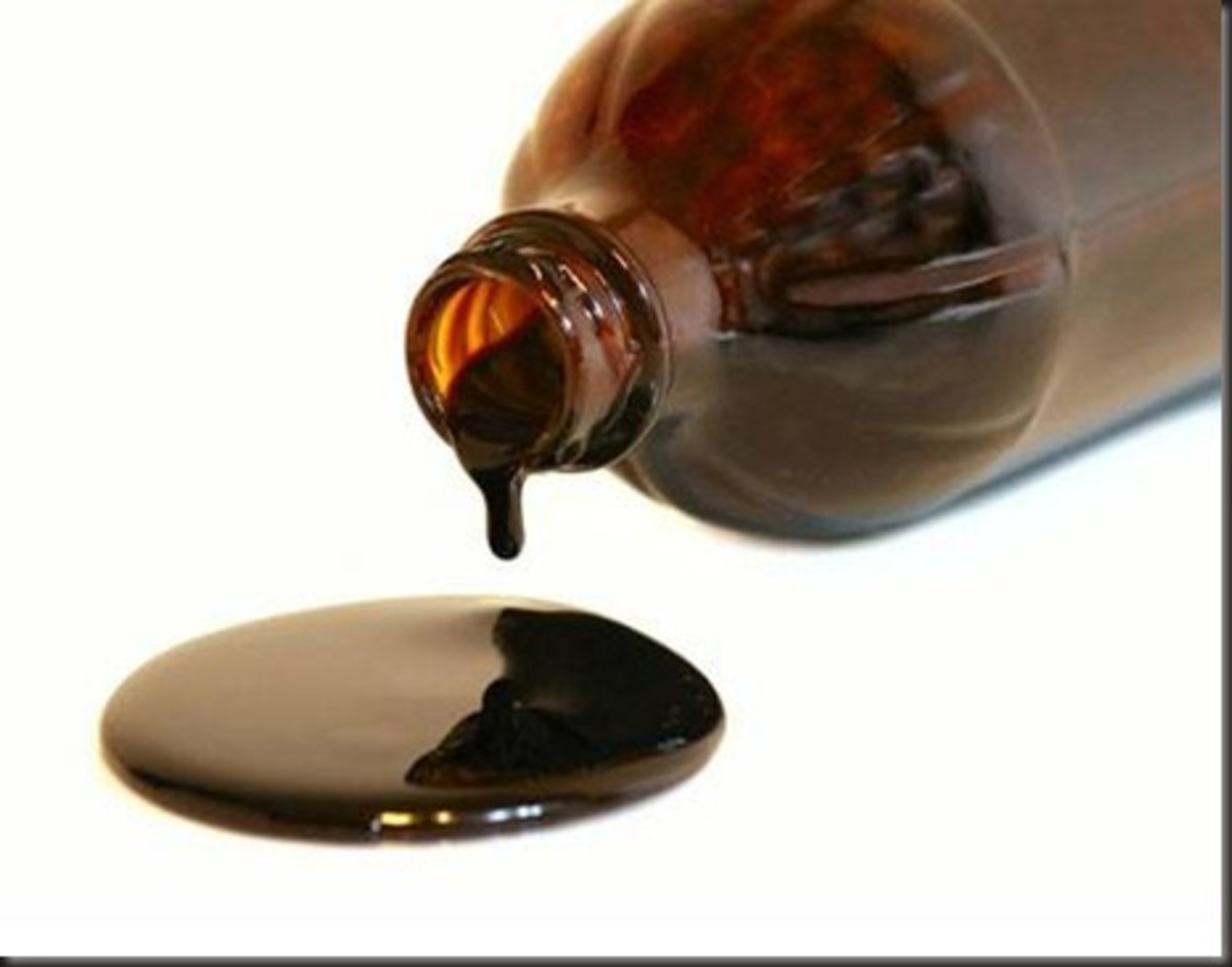 Blackstrap molasses