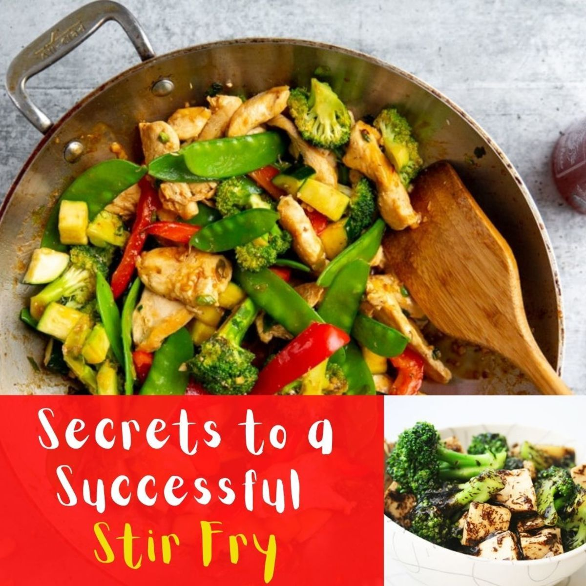 How To Make A Stir-Fry? Follow these 6 simple tips