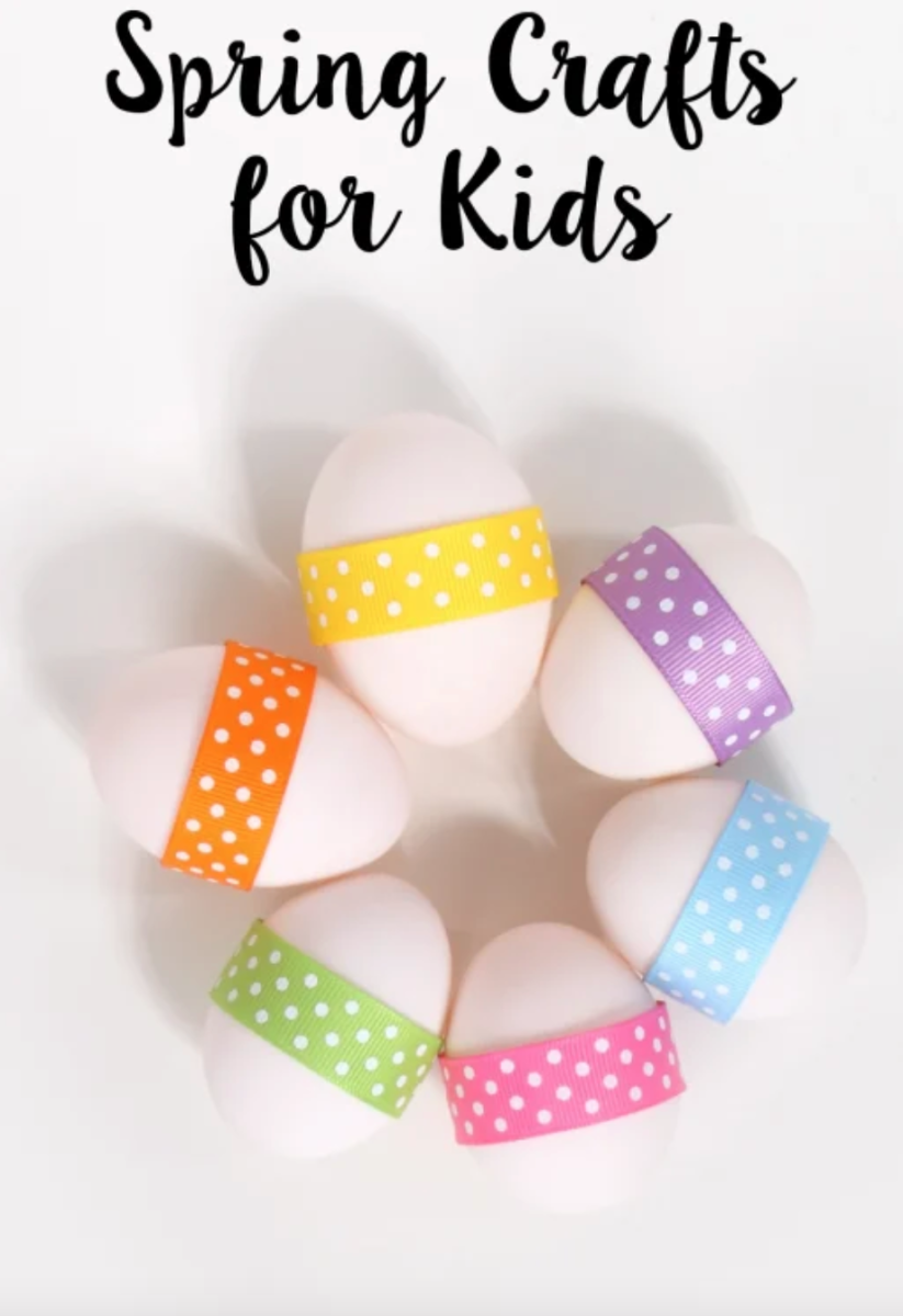 In this article, you'll find a bunch of spring craft ideas for kids!