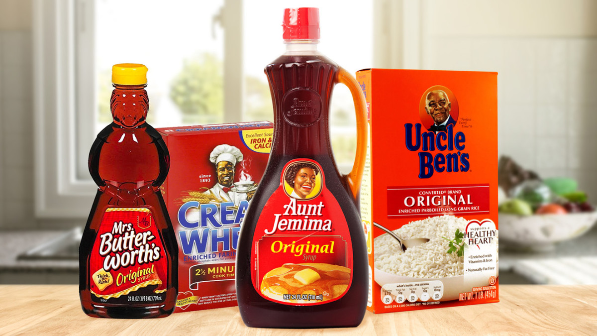 Were Aunt Jemima, Uncle Ben, and Mrs. Butterworth Real People?