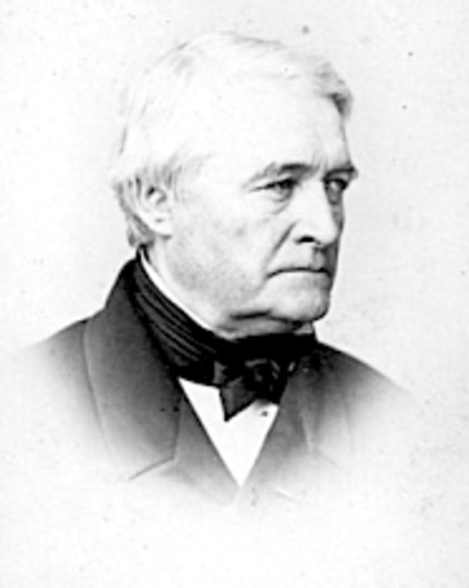 Pouillet in later life