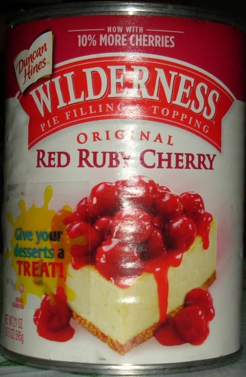 Cherry Fillings