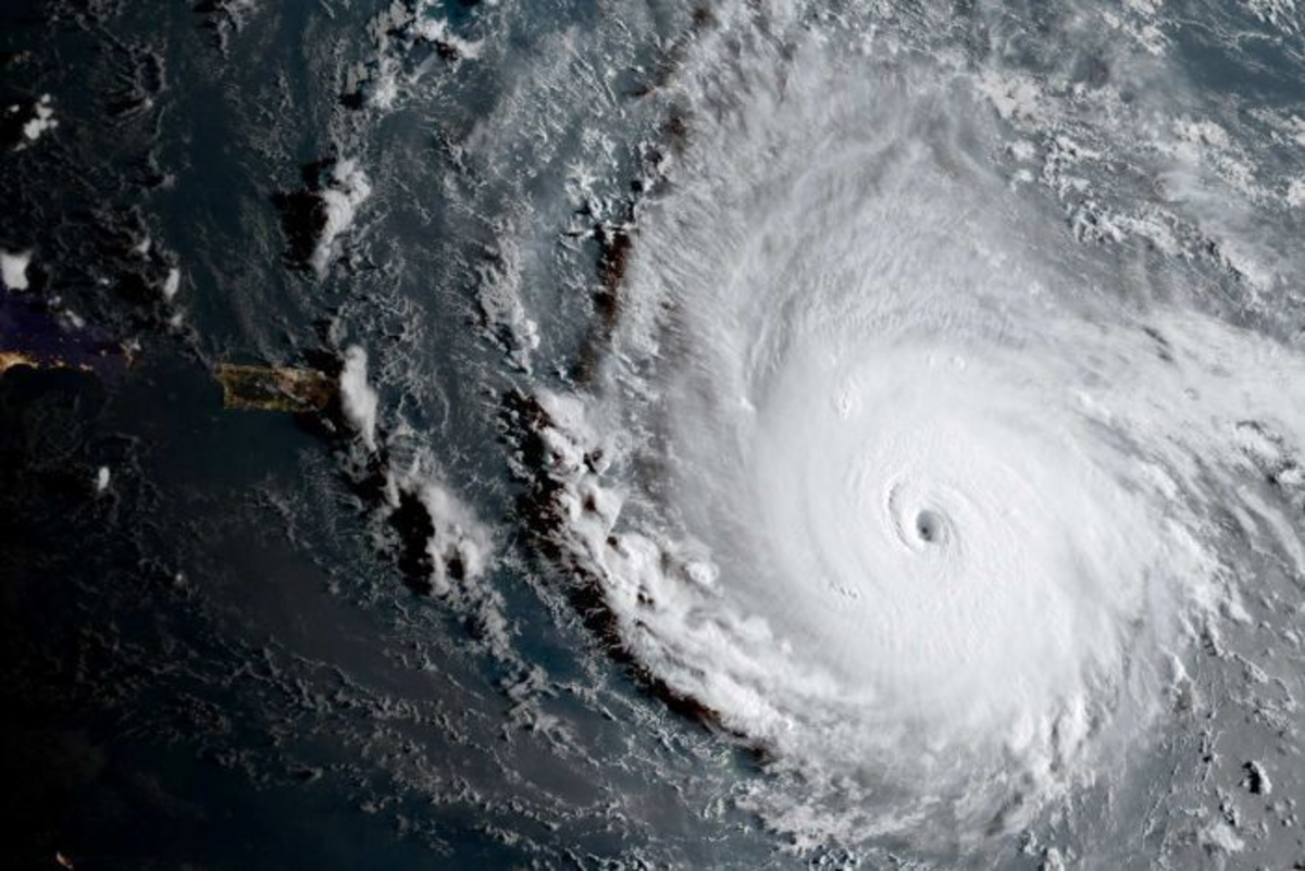 This year is a very bad year for hurricane in America, before the first hurricane is over, a second one is coming, and it look very powerful, this is heading for Florida, and millions of people have been told to evacuate, it is frightening.