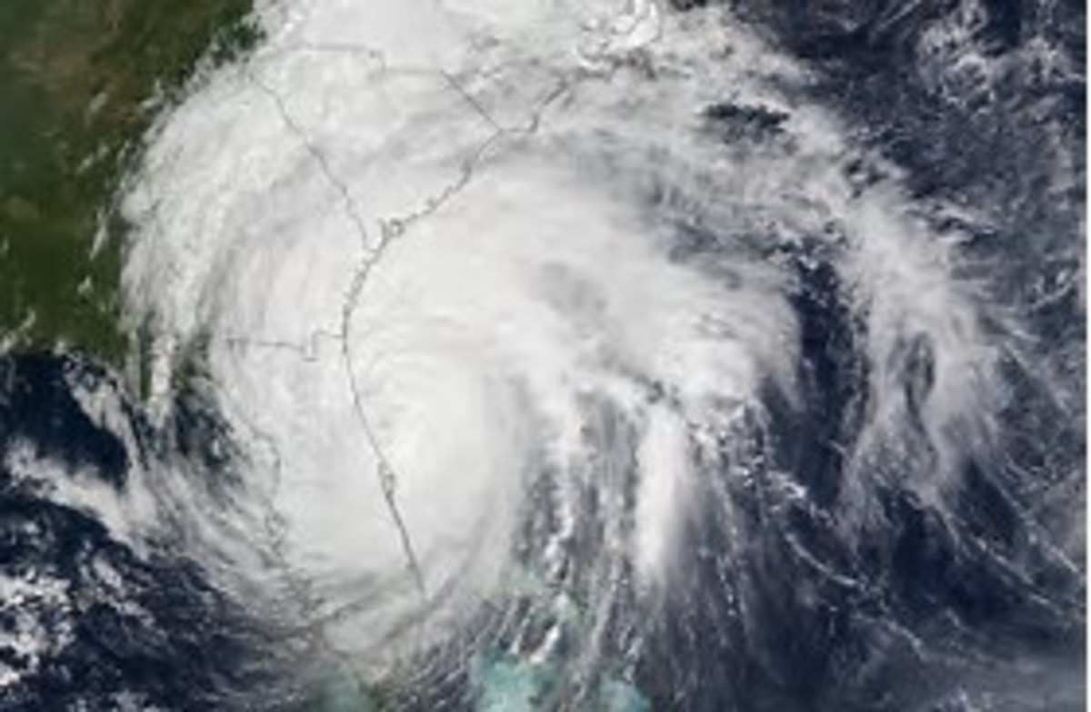 Hurricane Harvey, has destroyed or severely damaged at least 60,000 structure, it  is very destructive hurricane and there is a lot more damage that we don't know yet, so it remains to be seen, but that is not all, because another hurricane is comngi