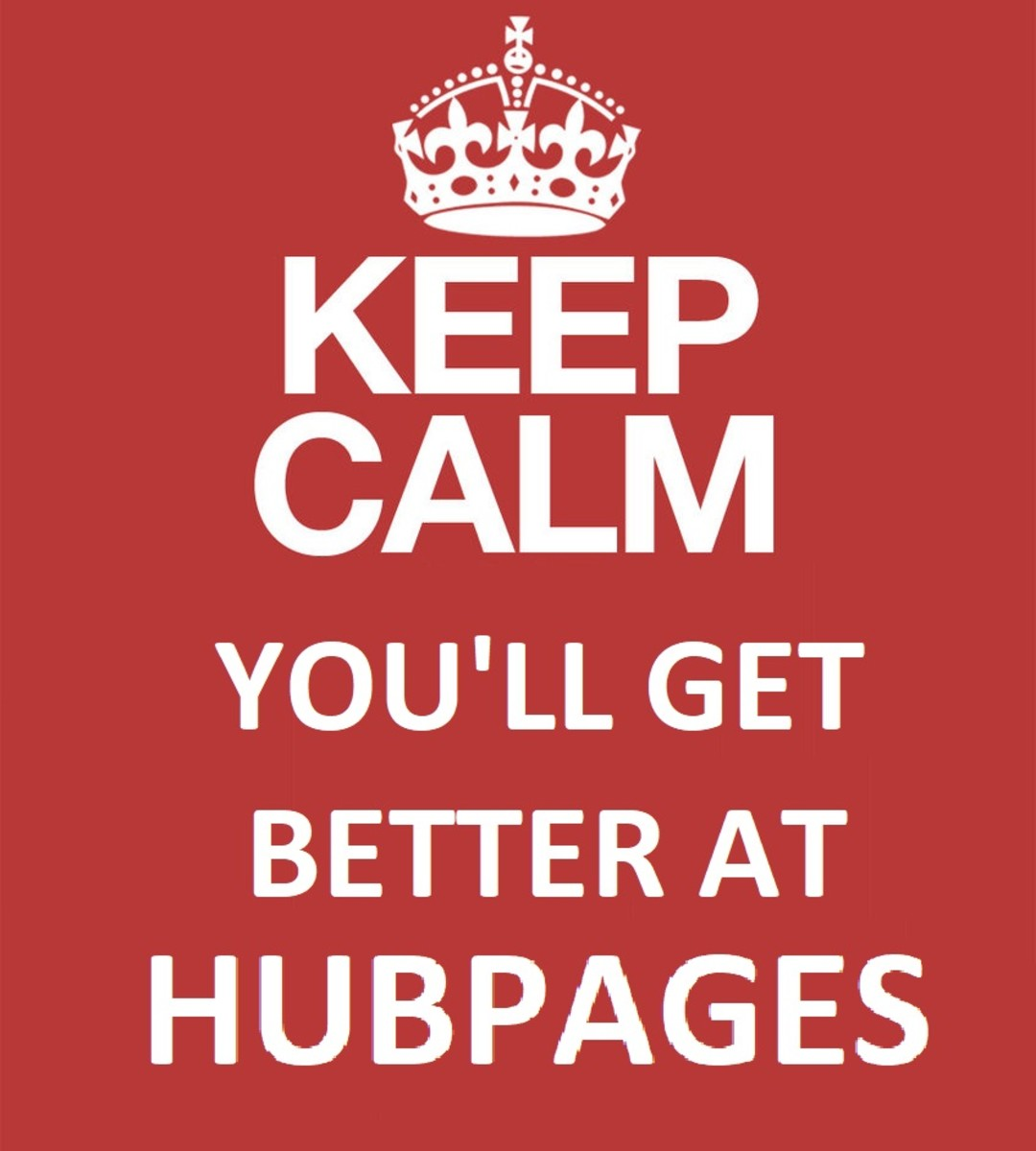 My First 30 of Days Earning on HubPages