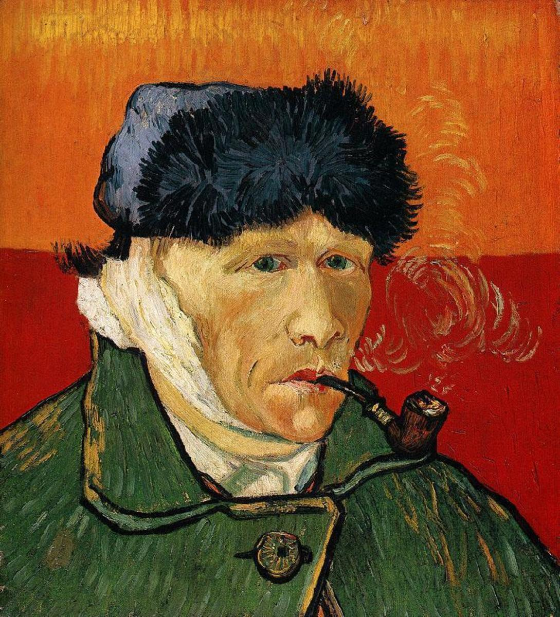 The relationship between Van Gogh & Gauguin