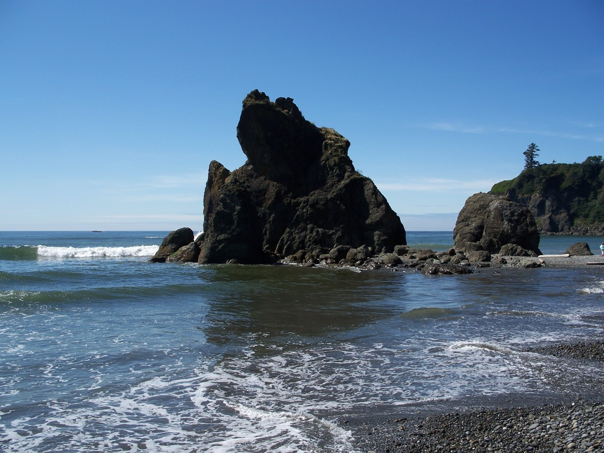 Olympic National Park: RVing on the Washington Coast