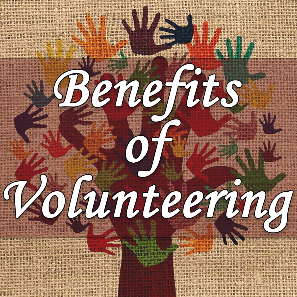 Why should you donate your time to community service?