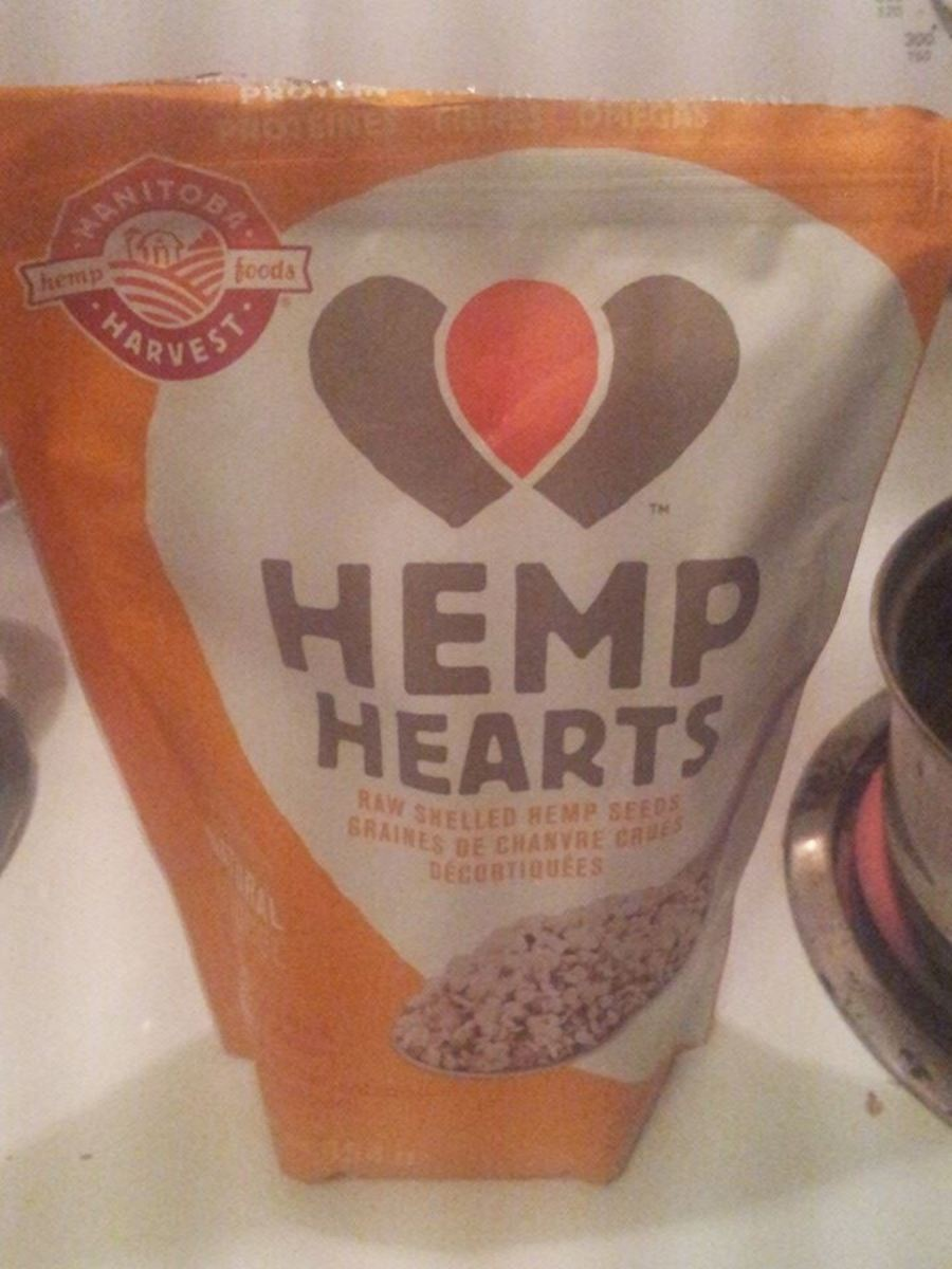 Hemp hearts are perfectly safe to eat, and provide a tremendous energy boost.