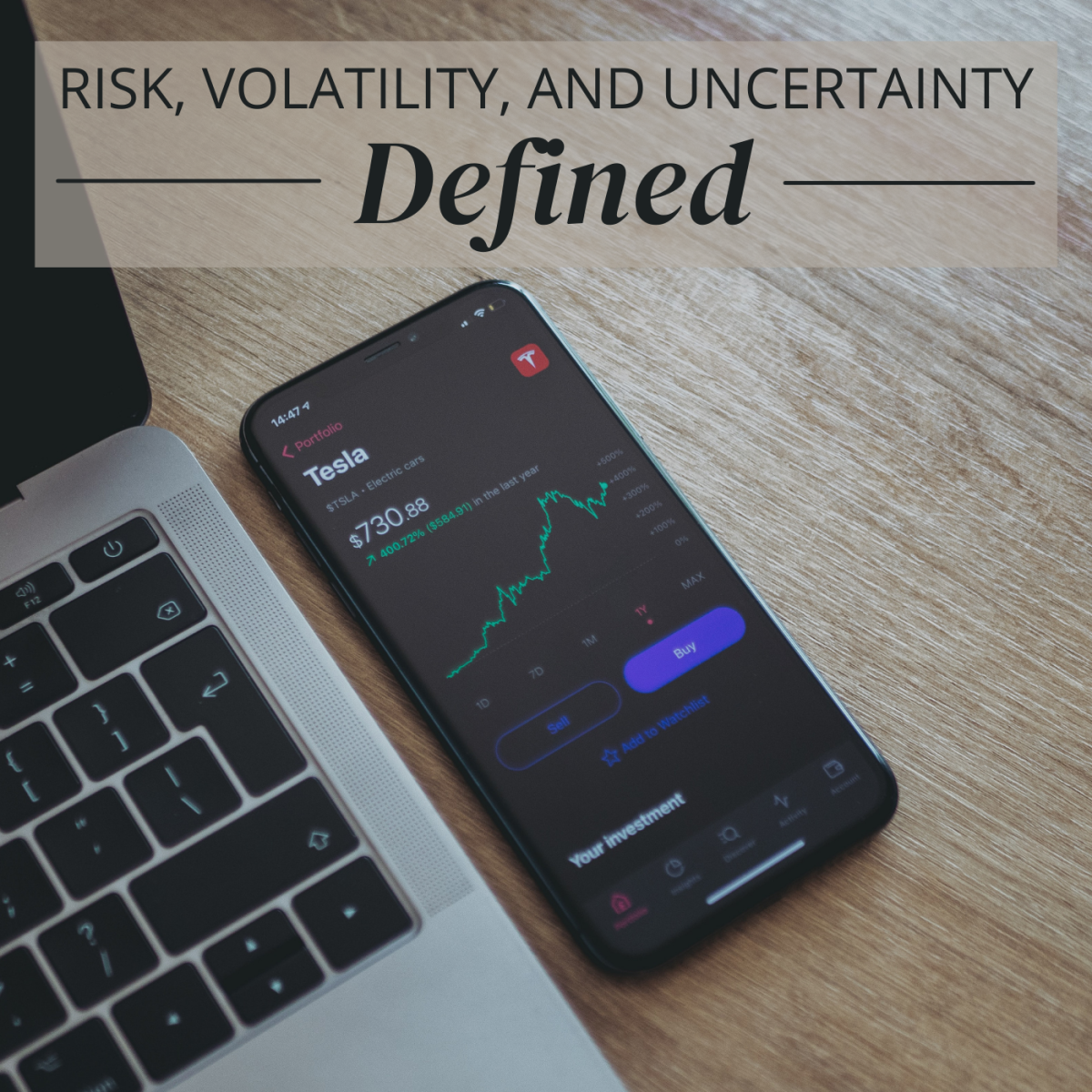 Some investors treat risk, volatility, and uncertainty as interchangeable terms, but intelligent investors know how to compartmentalize these concepts to their benefit.