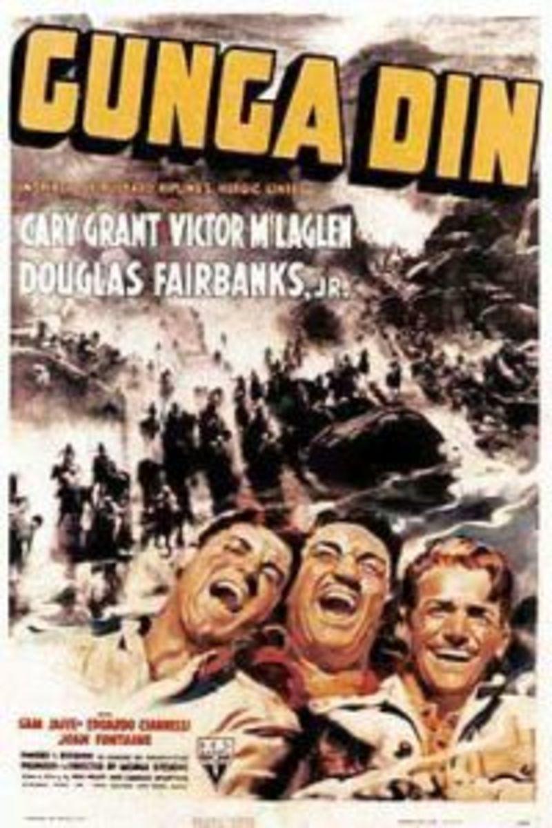 Realism in Movies: Oxymoron ('Gunga Din')