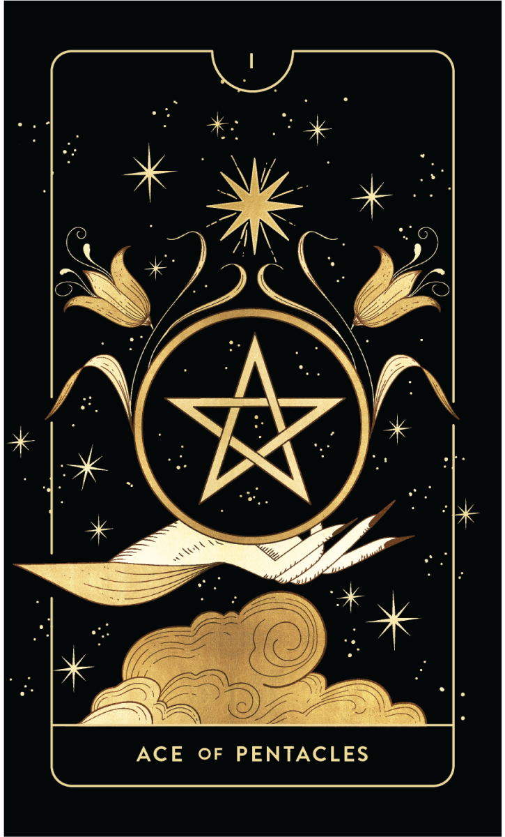 The pentagram is a popular symbol among cultures and religions dating back to the Babylonian times. It has been adopted by Christians, Jews, Wiccans, and many more.