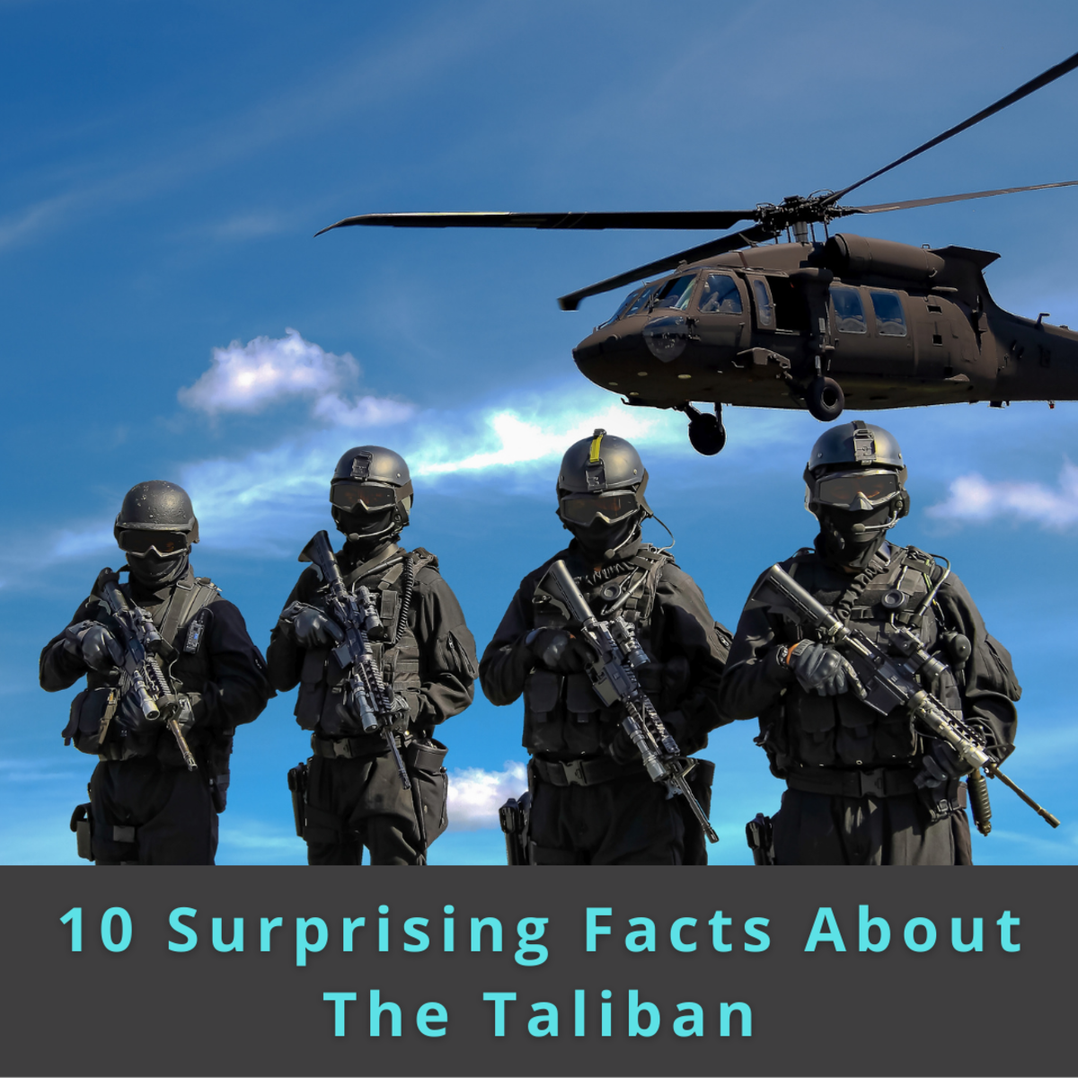 10 Big Facts About The Taliban