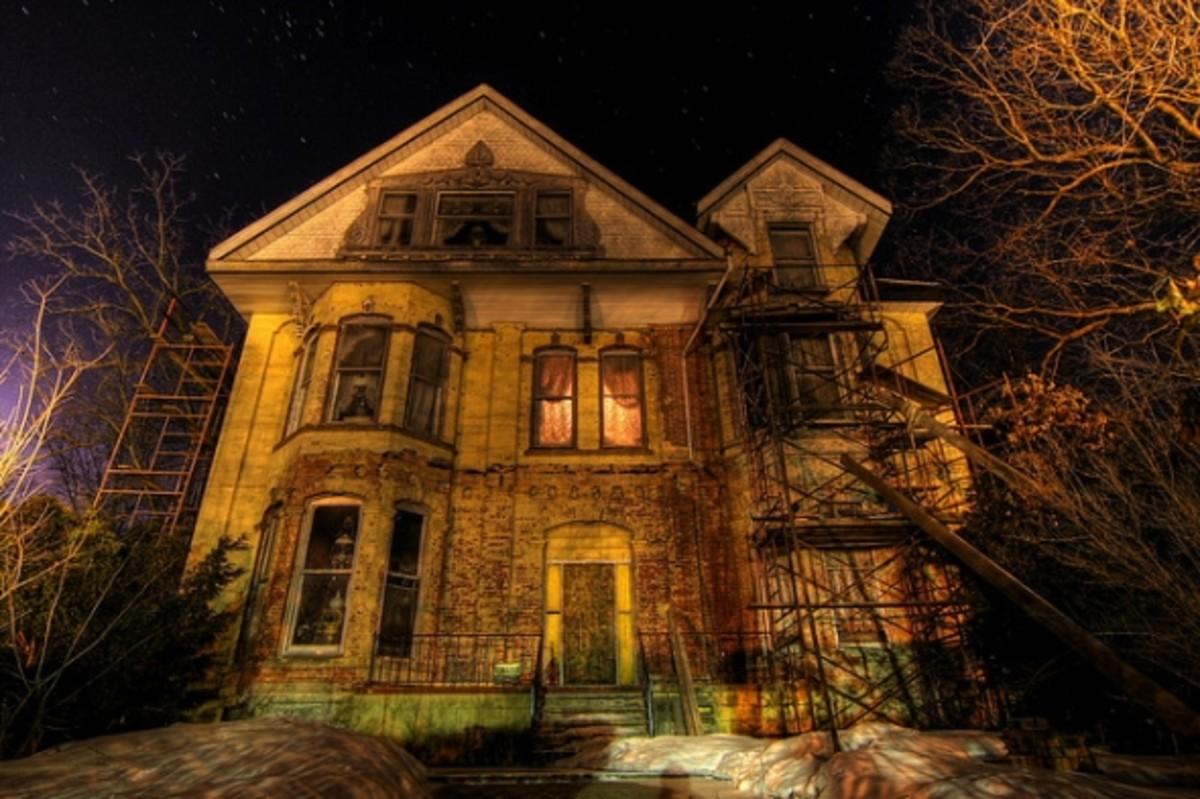 Michigan Haunted House