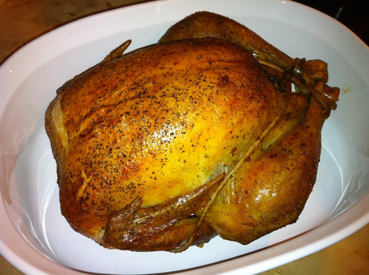 Baked Chicken Recipe: Moist & Flavorful