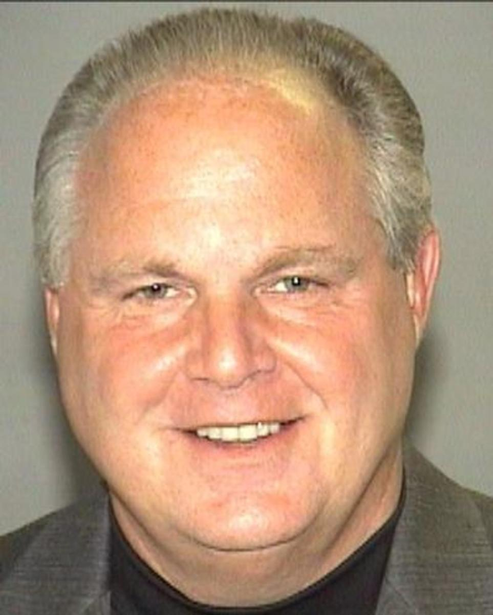 Rush Limbaugh is frequently the source of stupid Republican quotes. (CC-BY 2.0)