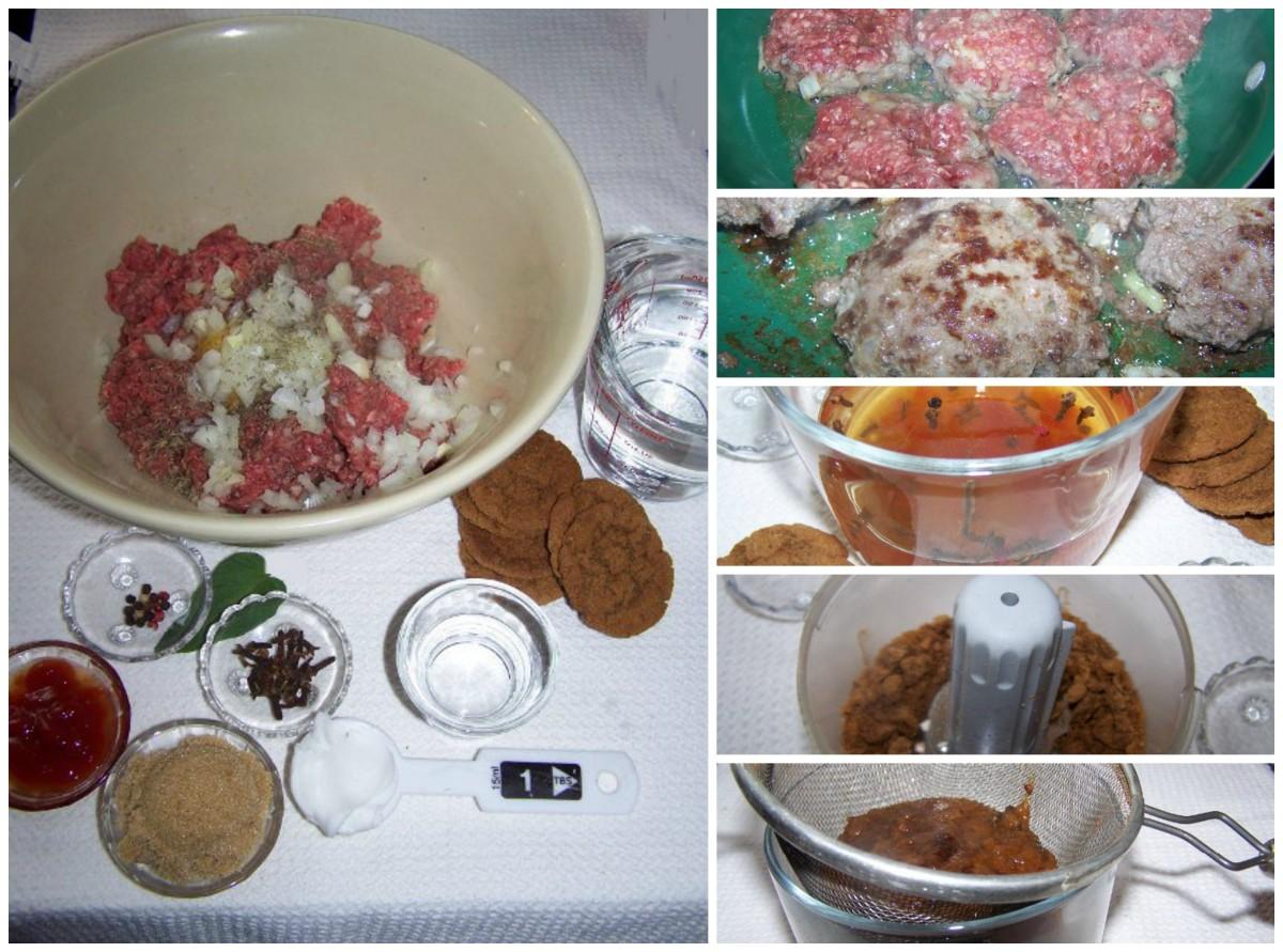 how to make hamburger patties with ground beef