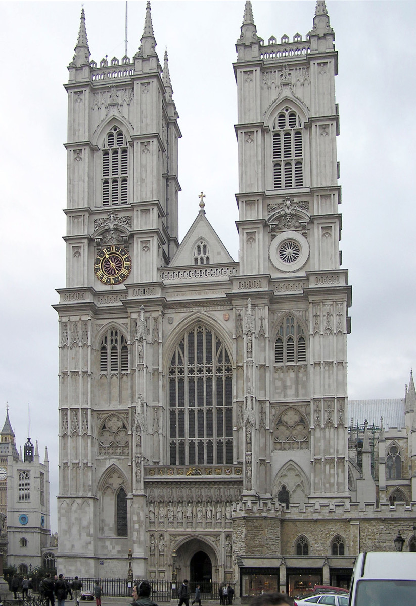 historical facts about english gothic architecture hubpages