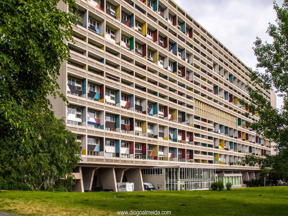 Unité d'habitaction, Marseille