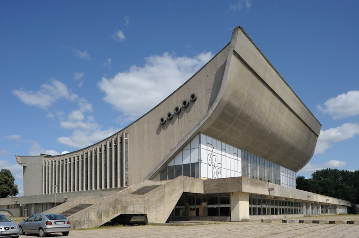 Vilnius Palace of Concerts and Sports, Lithuania