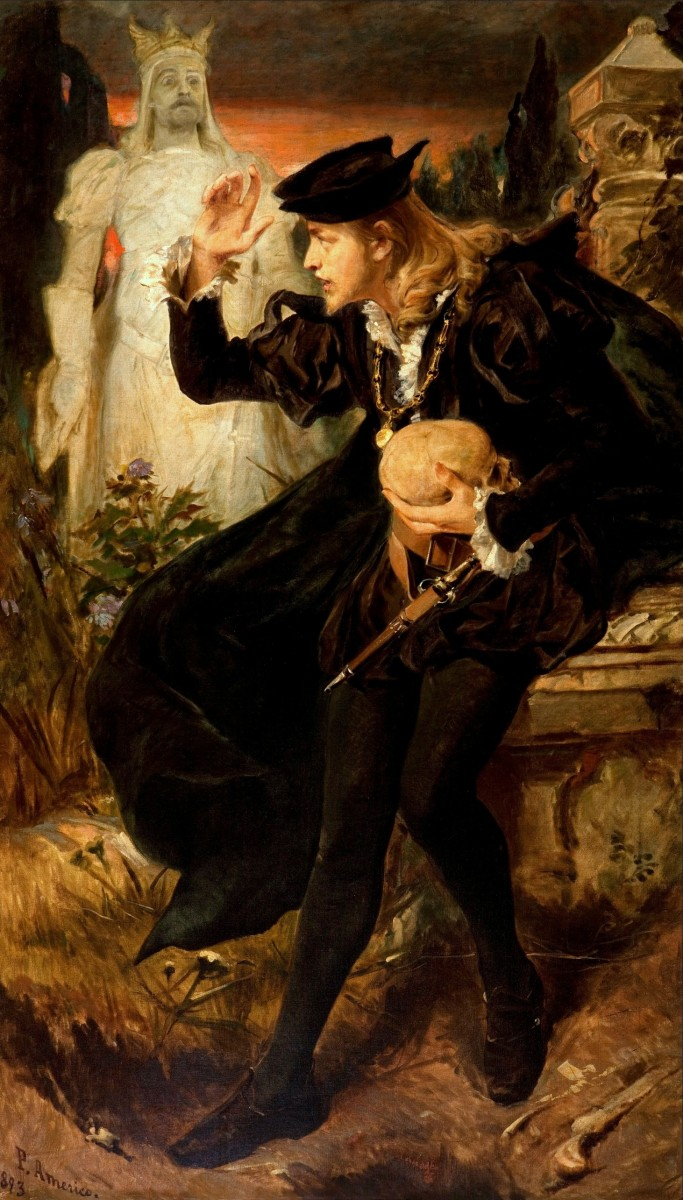 Understanding Hamlet's Madness: Melancholy and Folly