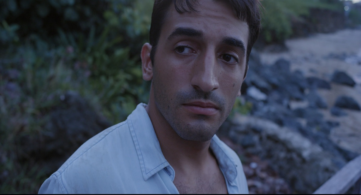 "Lucas Quintana as Leo in ""The Vessel."""