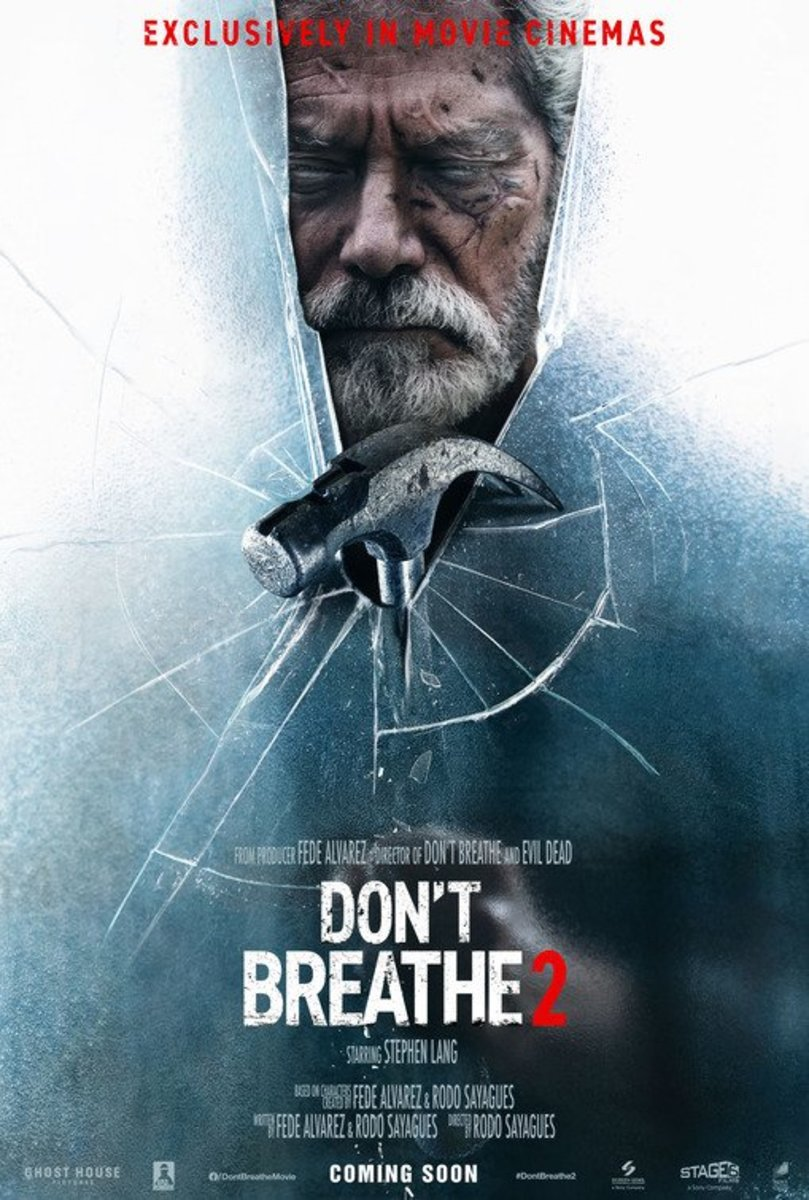 Don't Breathe 2 (2021) Movie Review