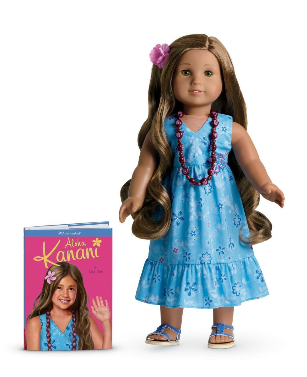 Kanani, the 2011 Girl of the Year