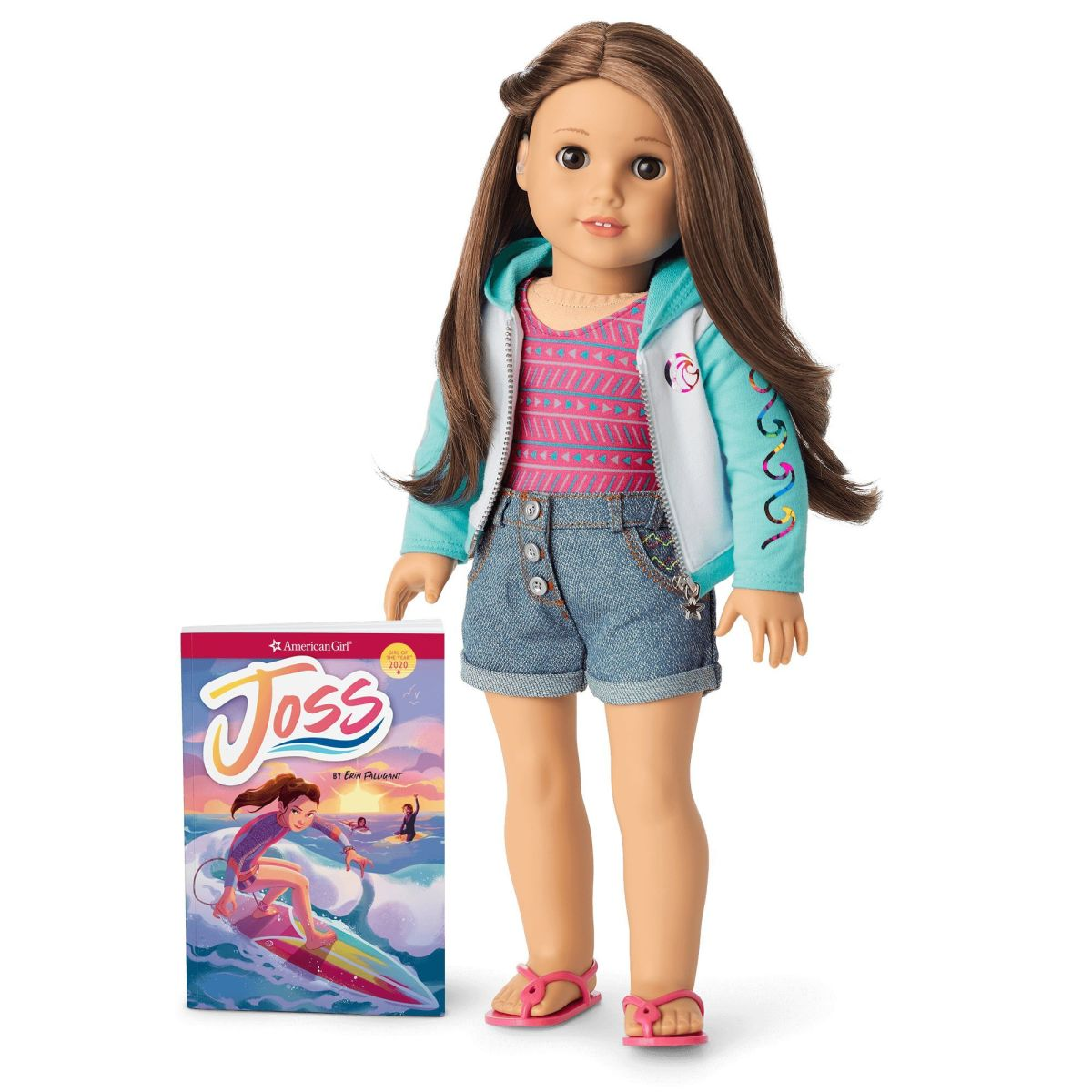 Joss, the 2020 Girl of the Year