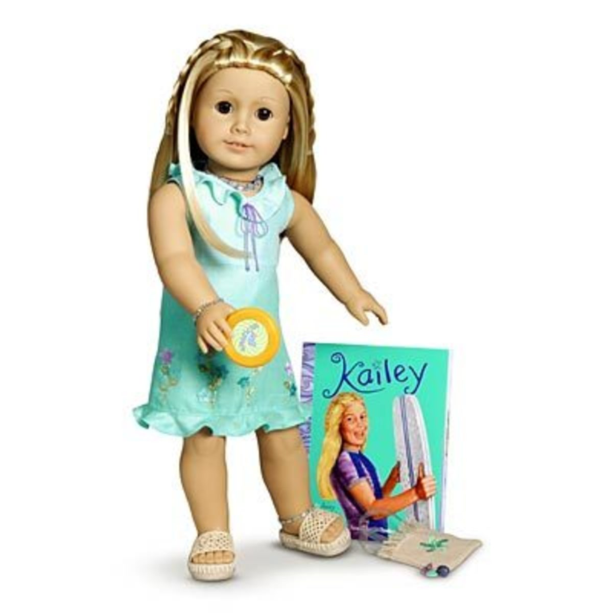 Kailey, the 2003 Girl of the Year
