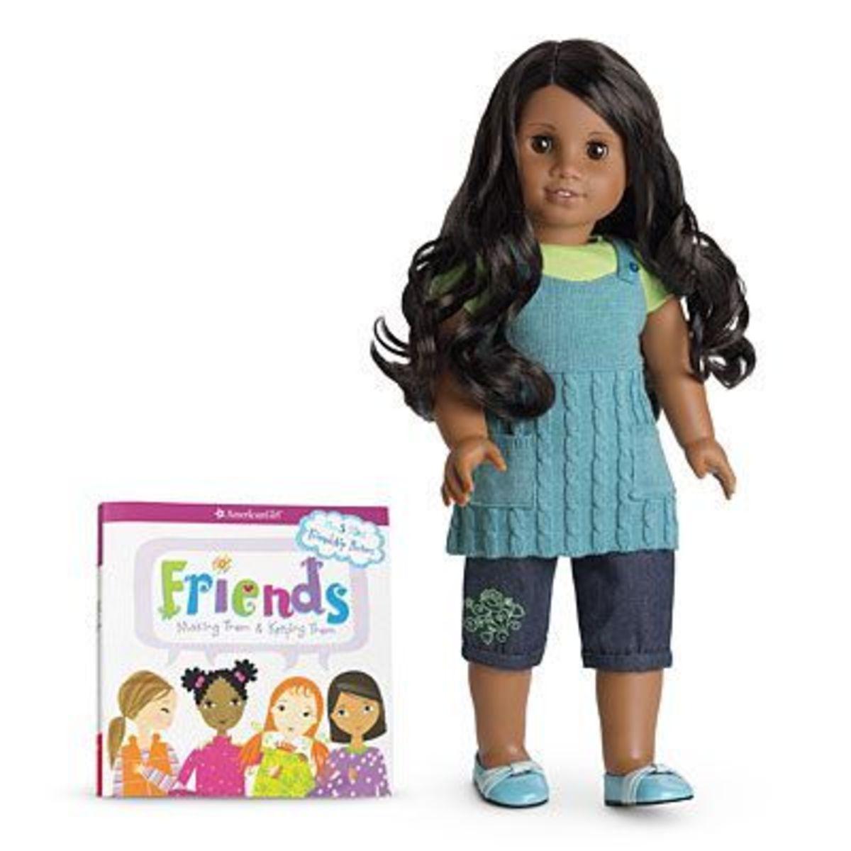Sonali, Chrissa's other companion doll