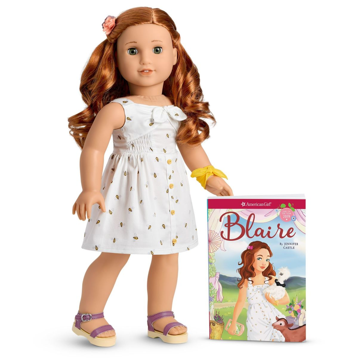 Blaire, the 2019 Girl of the Year