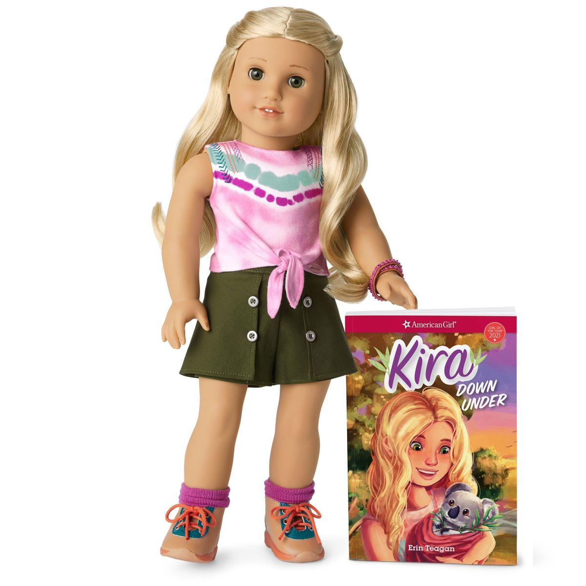 Kira, the 2021 Girl of the Year