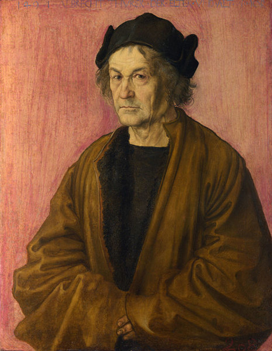 Albrecht Dürer's The Painter's Father