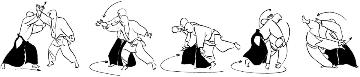 Shomenuchi Kaiten Nage