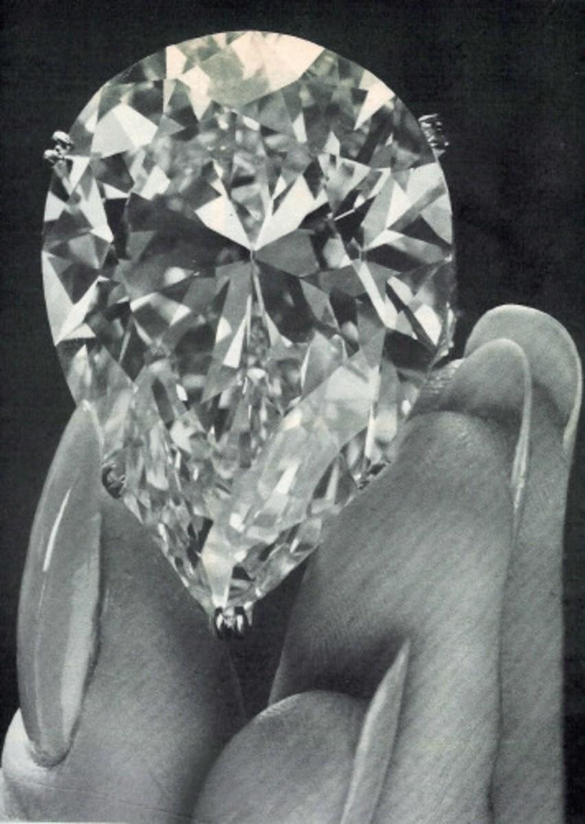 The Taylor Burton Diamond