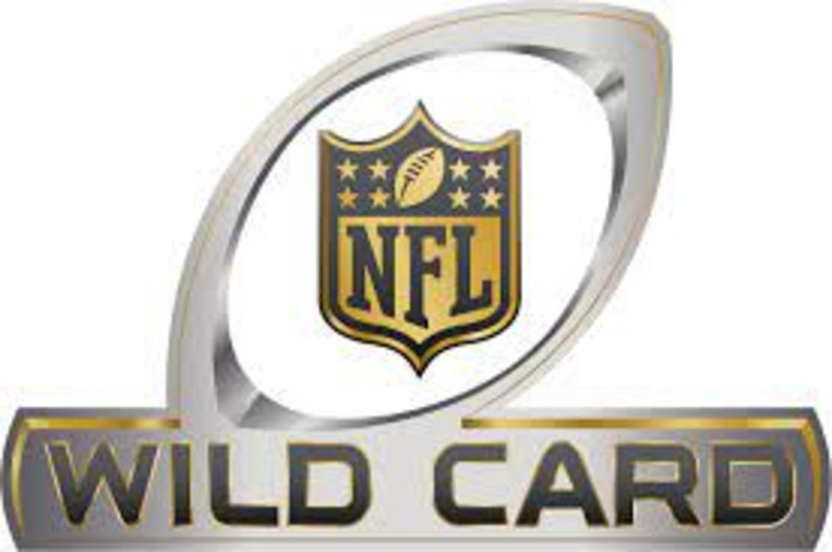 Three teams will be the Wild Cards this year as the number one seed gets a bye.