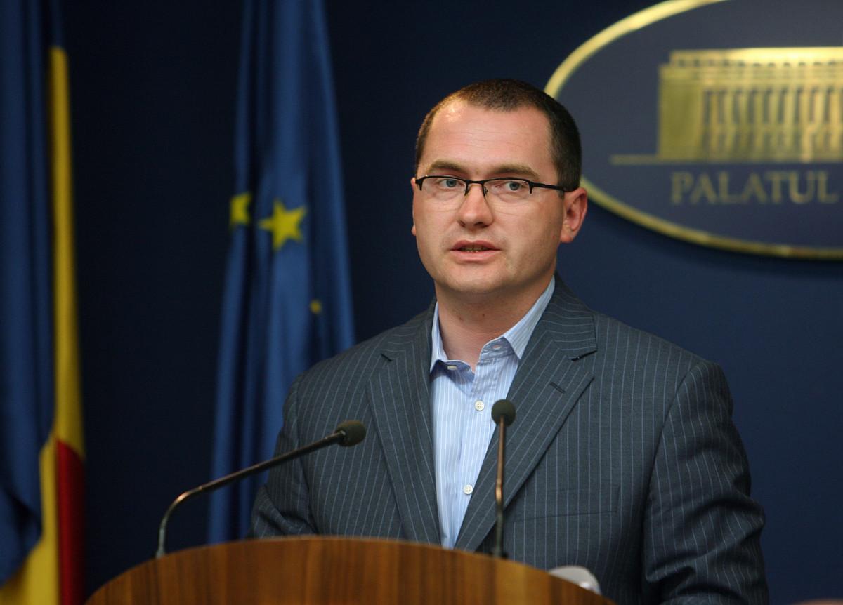 Attila Korodi, Romanian Minister of the Environment