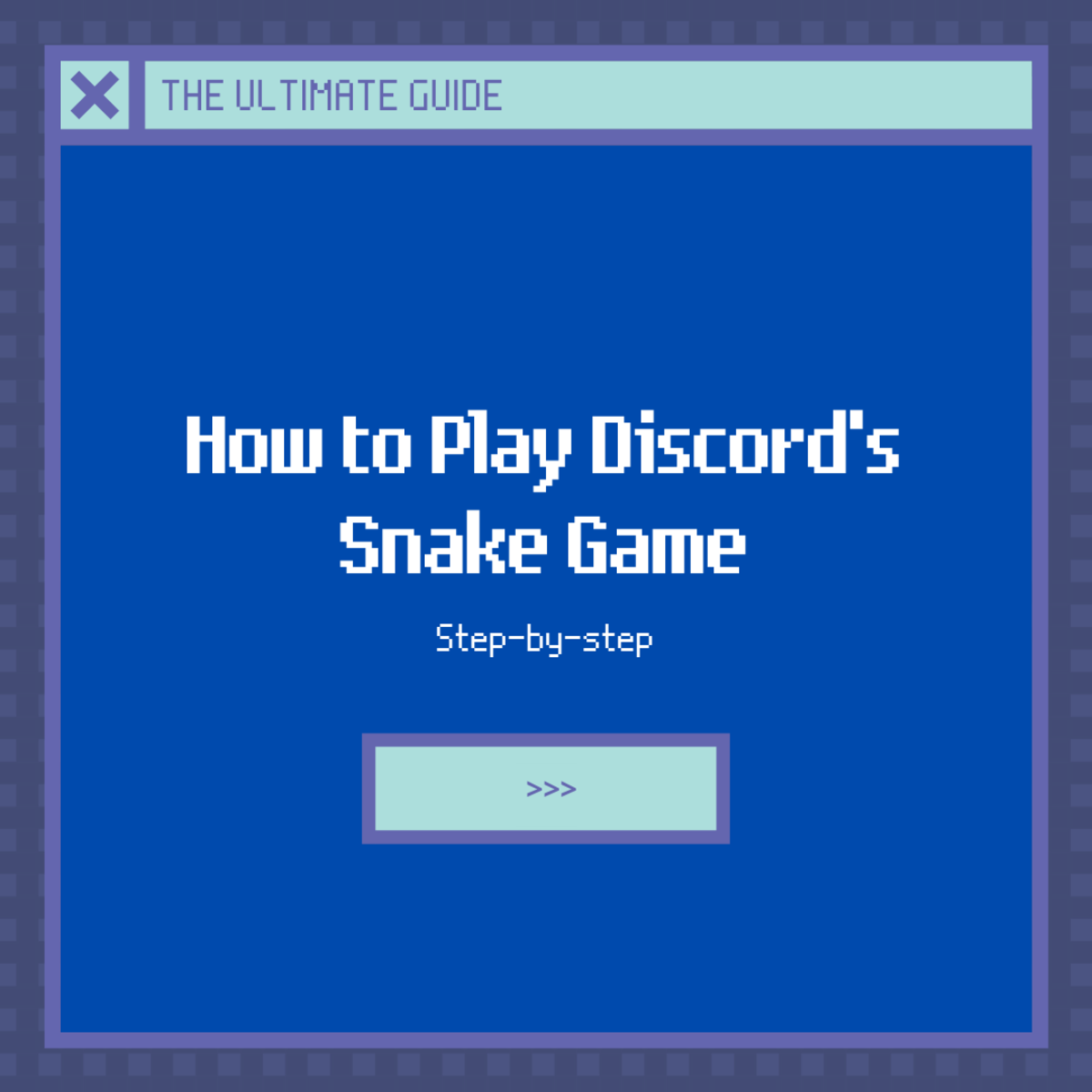 Discover how to play Discord's secret snake game in this step-by-step guide!