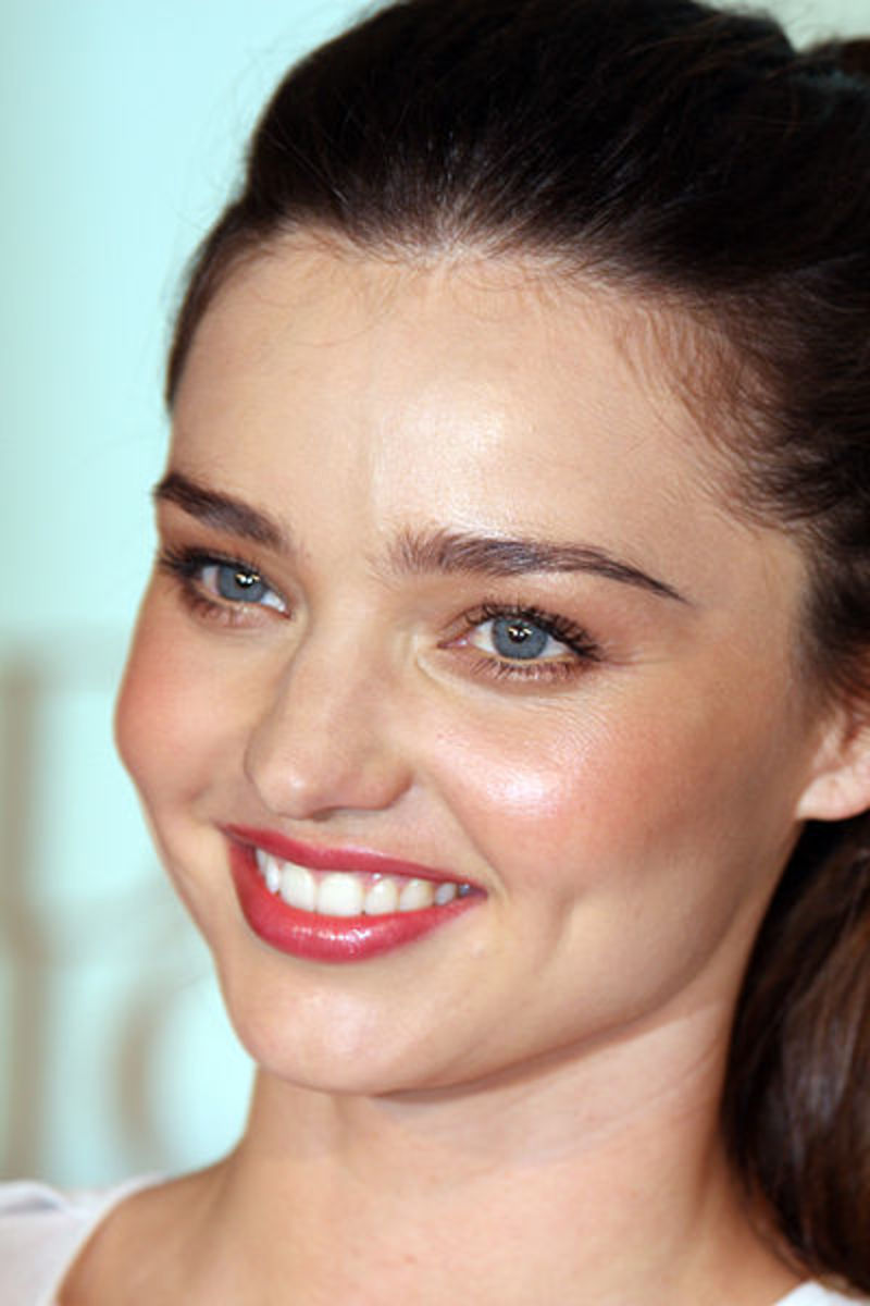 Supermodel Miranda Kerr now has her own organic skincare line called Kora.