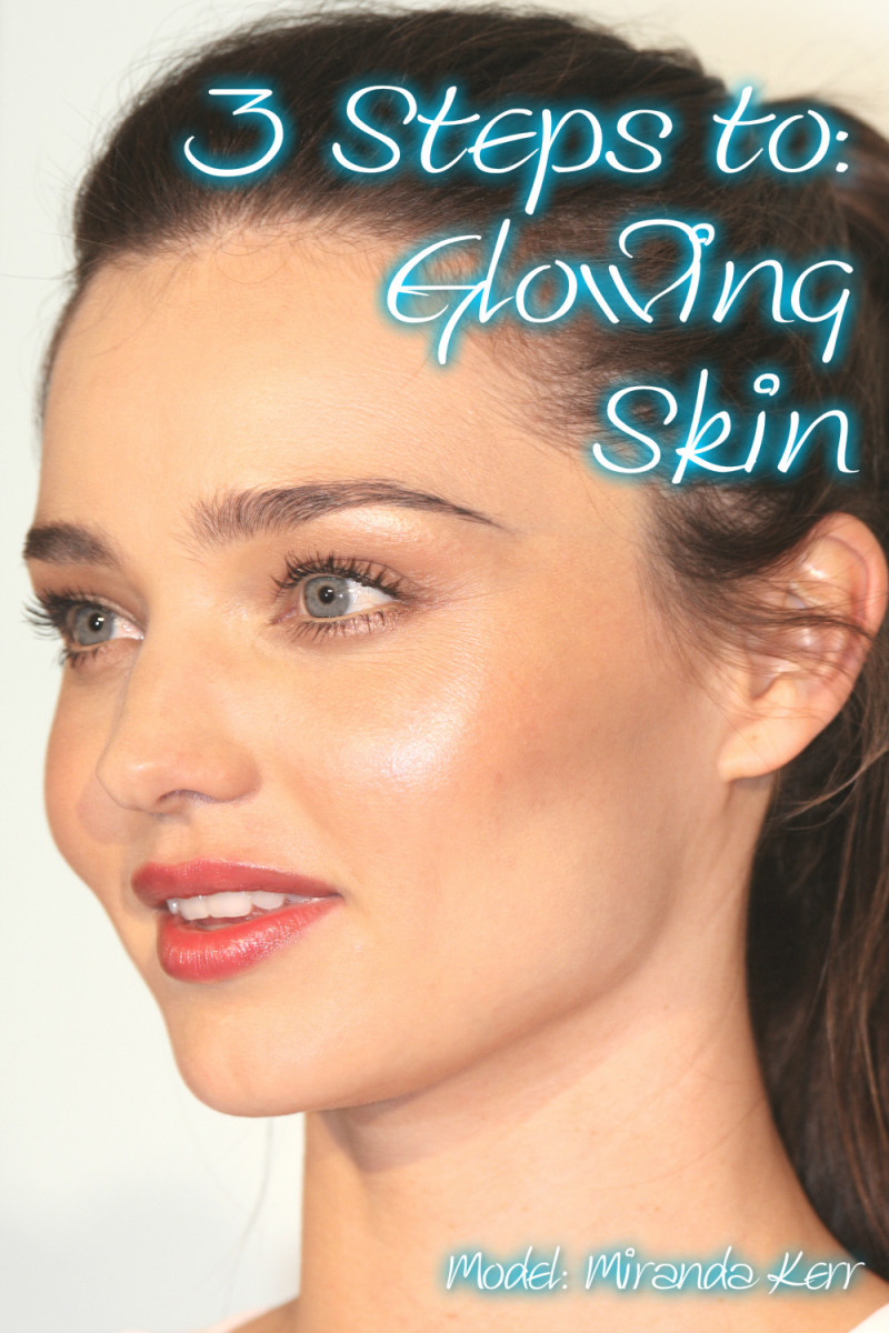 Skin like this isn't impossible to achieve, but it takes a healthy diet and some effective skincare routines. Read on.