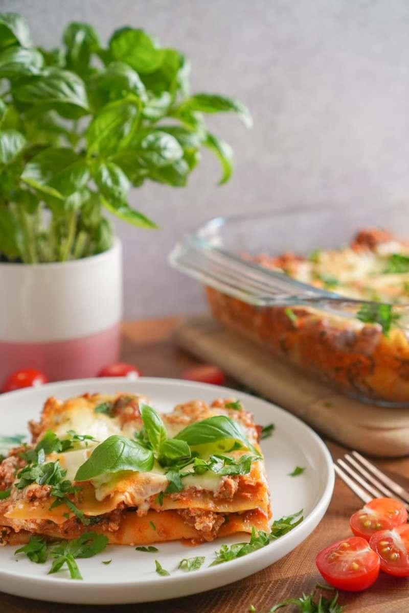 Heart-Winning BBQ Chicken Cheese Loaded Lasagna Recipe.