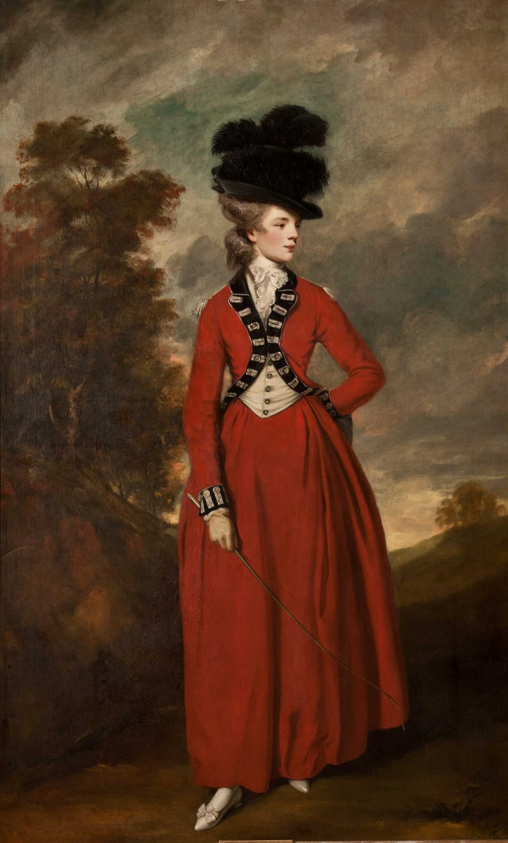 Seymour Fleming, Lady Worsley