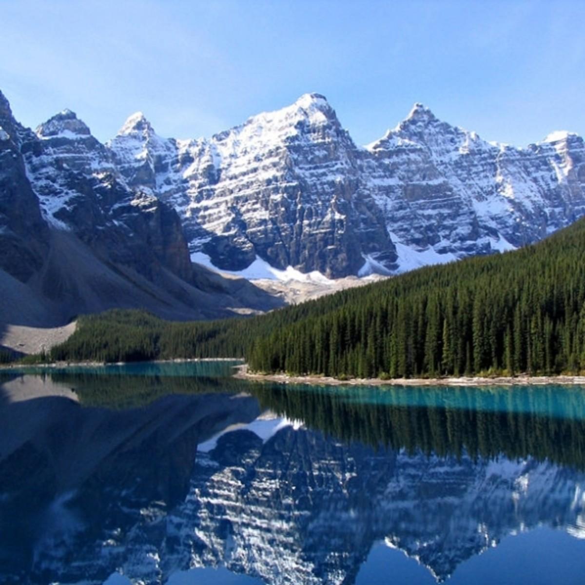 Glacier National Park/ Photo from: www.bon-voyage.co.uk